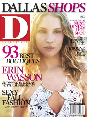 Will you be the next Erin Wasson?