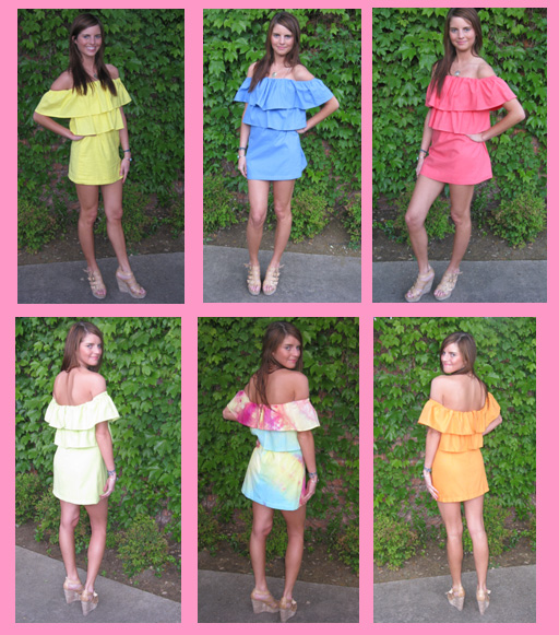 savannah dresses