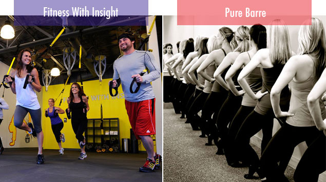 Five Favorite Workouts in Dallas, fitness with insight, fitness with insight dallas, purebarre dallas, purebarre, barre gyms in dallas