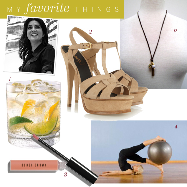 Jenifer Strauss's Favorite Things