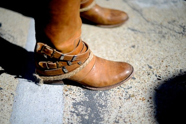 Boots Dallas Street Style 225