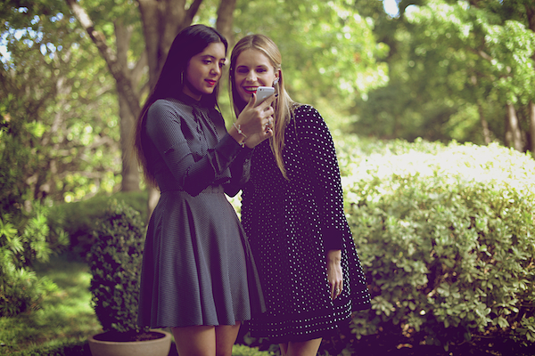 Fall Dresses Noor Fares and Eugenie Niarchos Nasiba Adilova 250