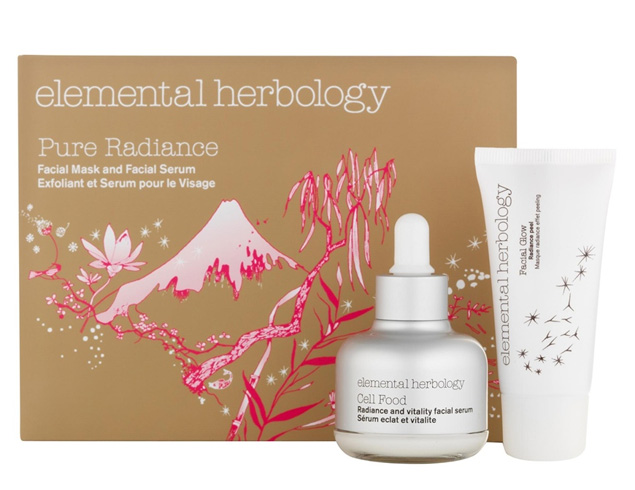 Elemental Herbology Pure Radiance kit