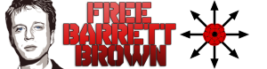 Free Barrett Brown banner