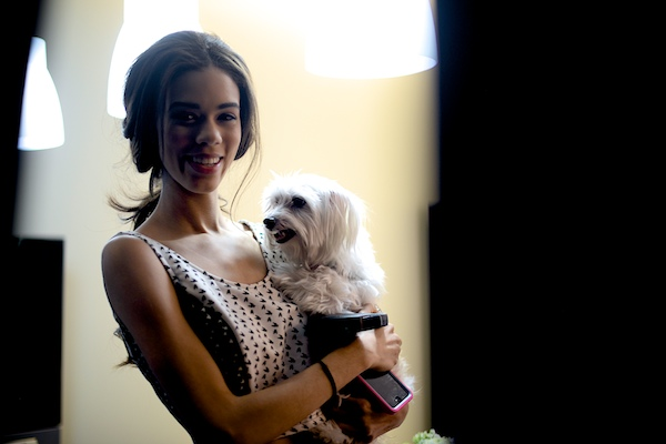 Backstage Beauty Puppy Accessible Luxury  1189