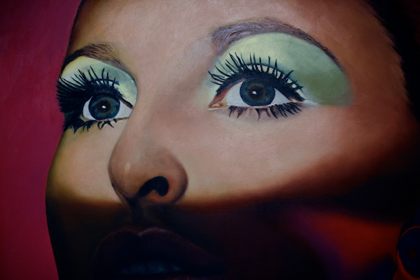 Richard Phillips Dallas Art Fair 1122