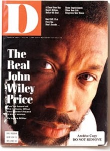 Our March 1991 cover