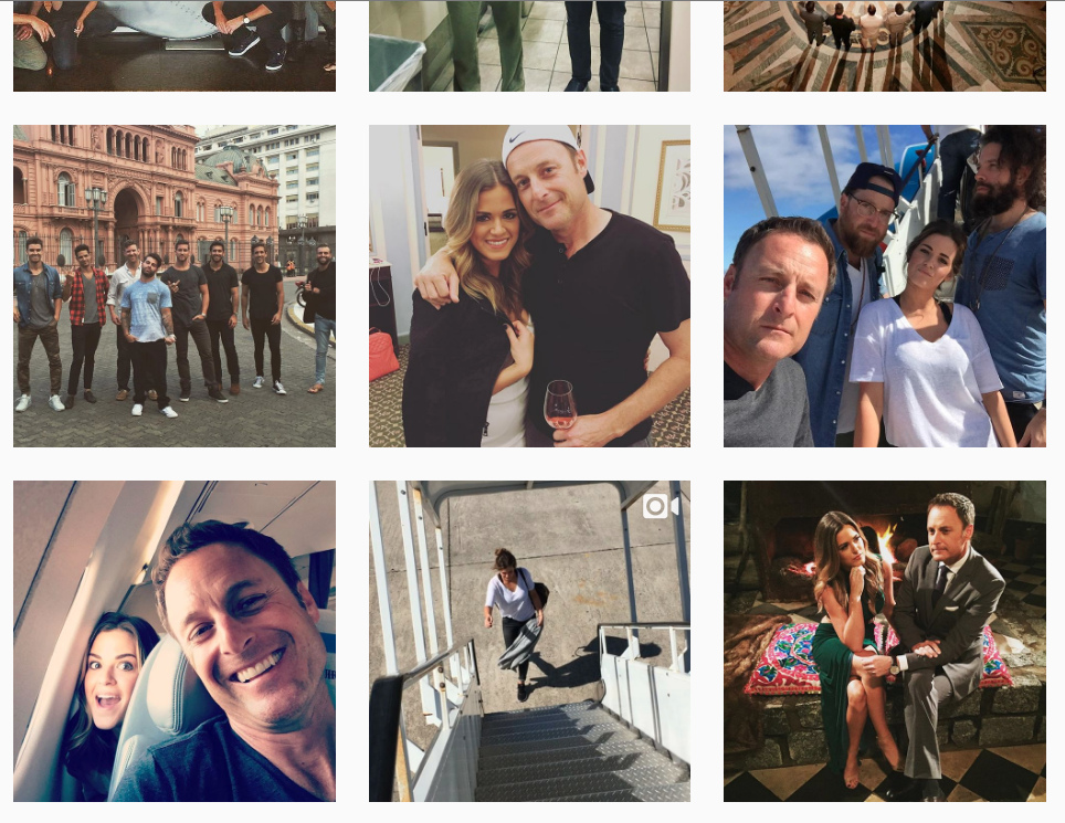 And these are just the latest #InstaJoJos by Chris.