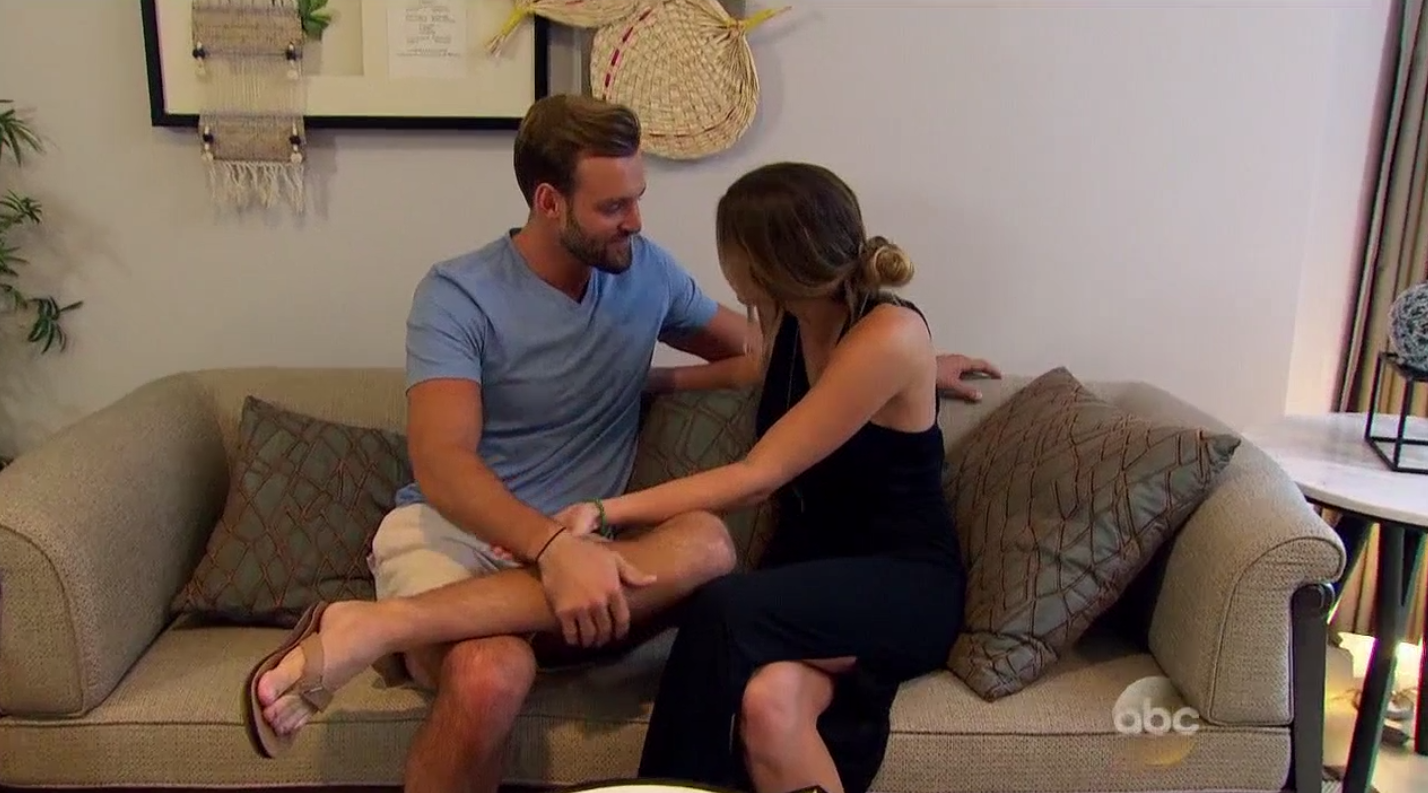 The Bachelorette, JoJo & Robby Date