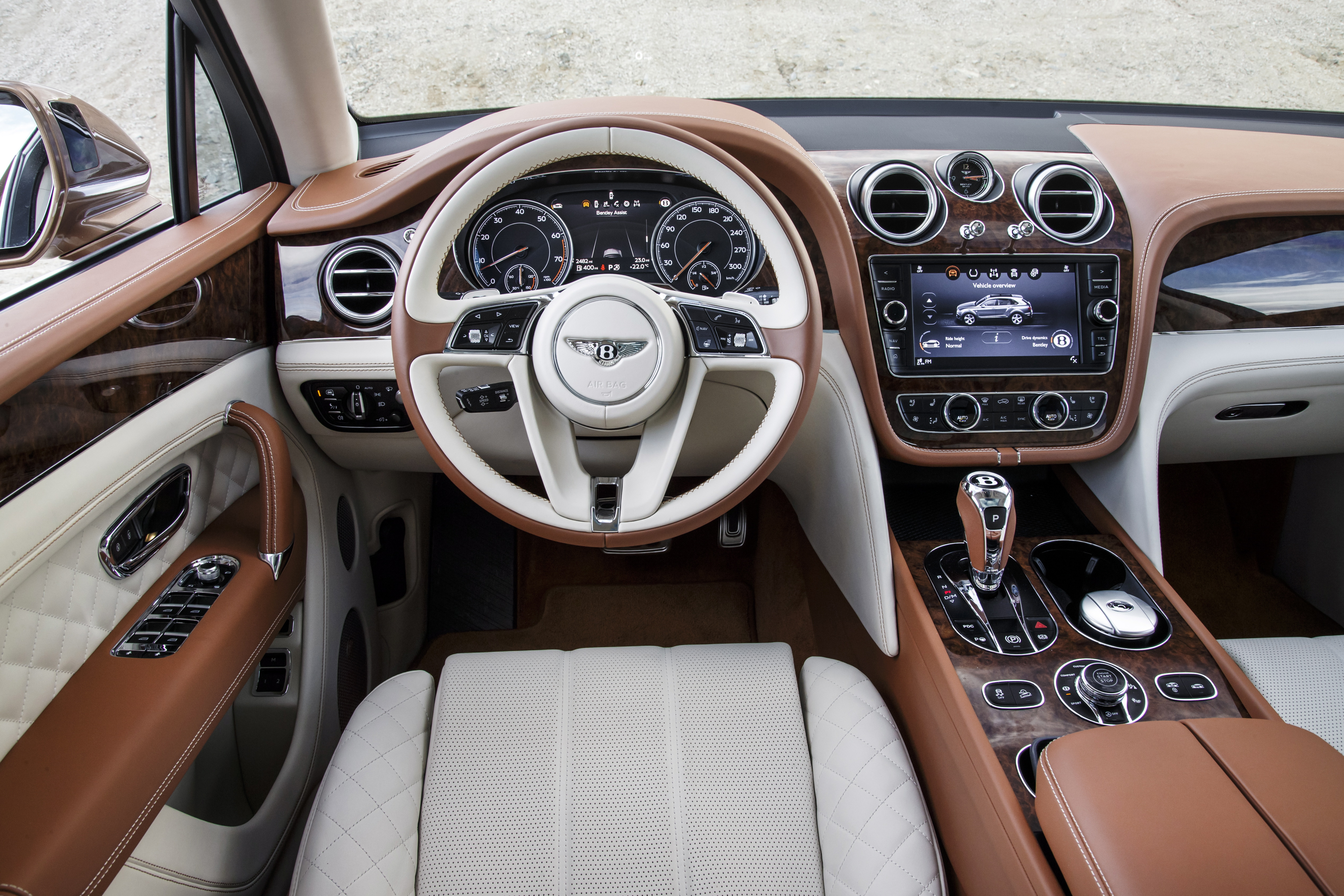 Bentley S New Bentayga Rolls Into Dallas D Magazine