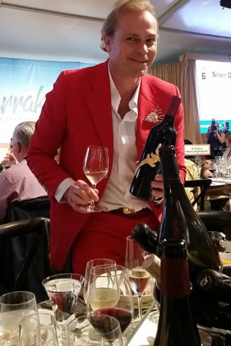 Jean Charles Boisset of Boisset Family Wines, including Buena Vista Winery
