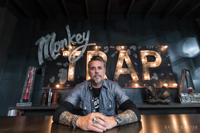 Richard Rawlings, featured in The Best Beards in Dallas.