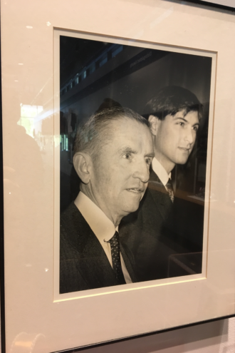 Ross Perot Sr. was close to Steve Jobs, Ross Perot Jr. said.