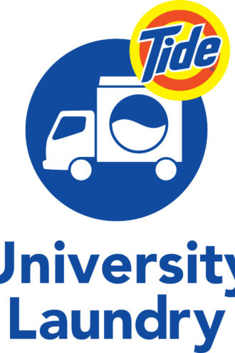 University Laundry will be rebranded to include Procter & Gamble's brand Tide.