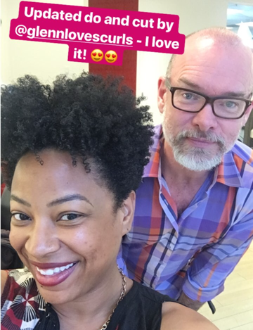 Dallas No 1 Stylist For Natural Curly Hair Is A White Guy