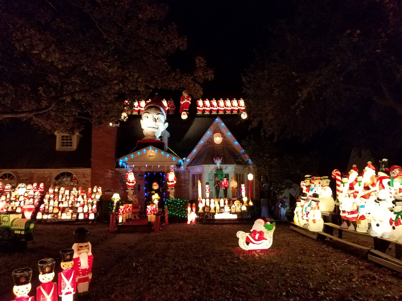 Best Christmas Tree Lights.This Is The Single Best Christmas Light Display In Dallas