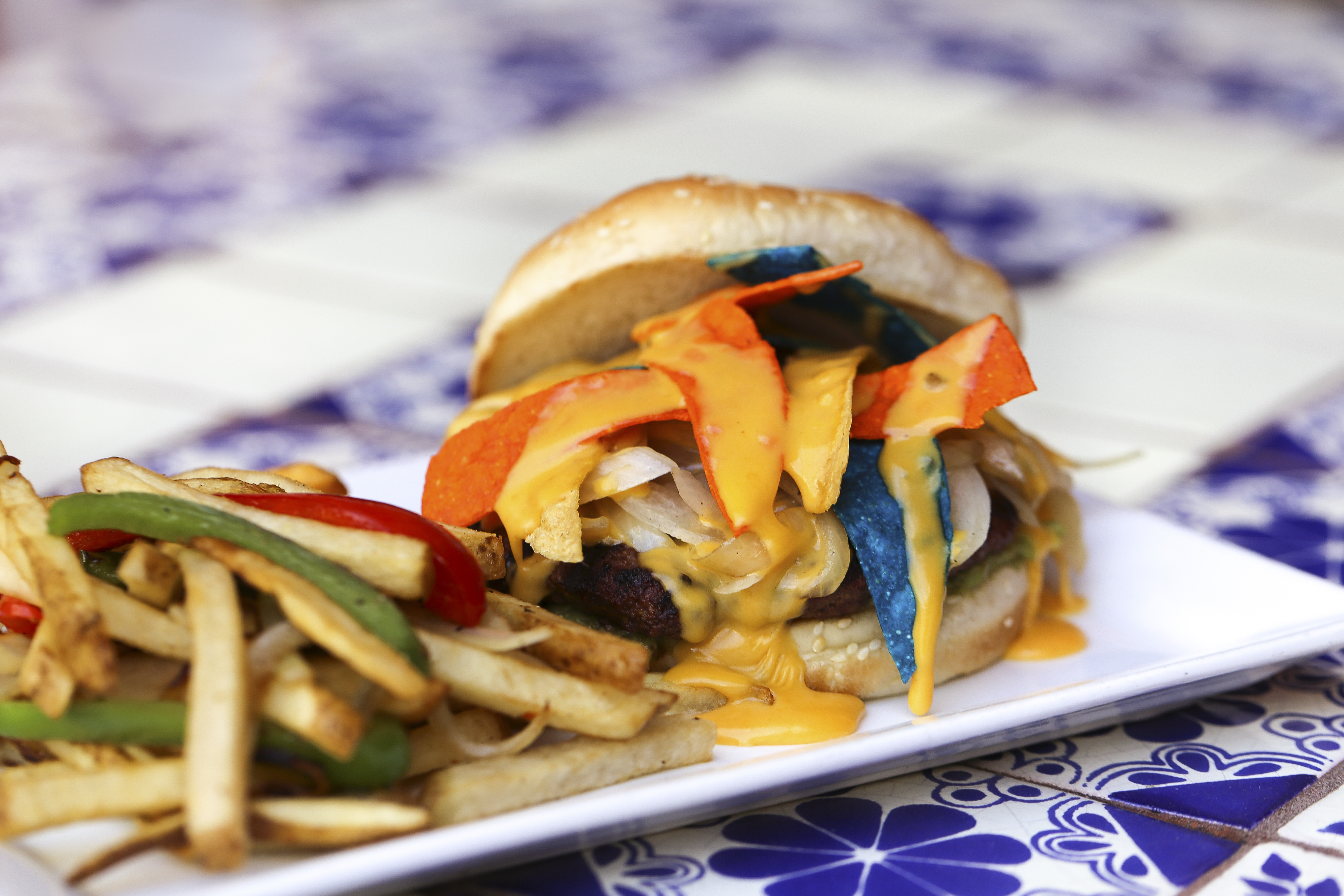 Skip the Combo Platter and Order a Burger at These Tex-Mex