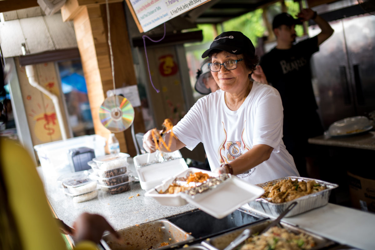 Celebrate At The Fifth Annual Thai Culture And Food