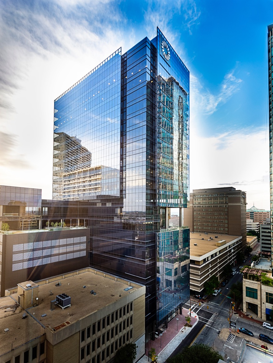 Accounting Firm Leases Two Floors At Fort Worth S Frost