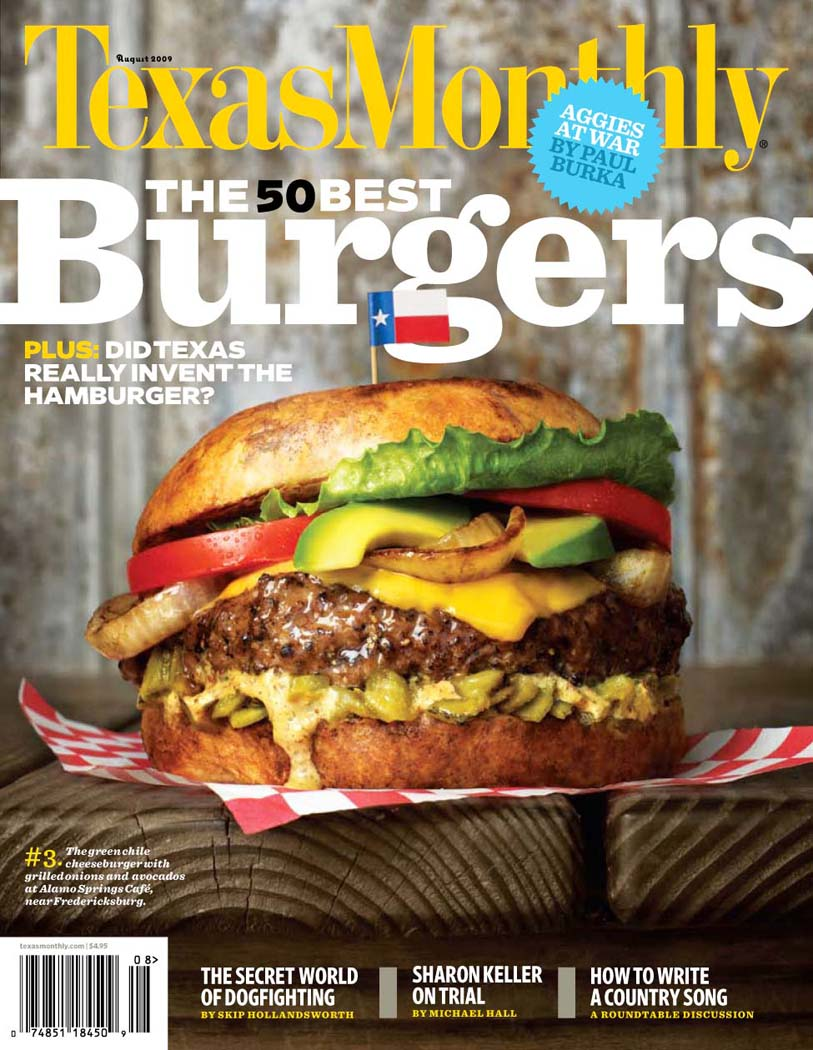 Texas Monthly S Best Burger In Texas The Grape D Magazine