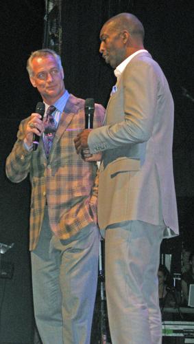 Daryl Johnston and Michael Johnson IMG_9384