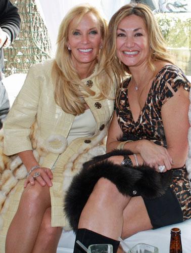 Nancy Rogers and Sonia Black IMG_0370