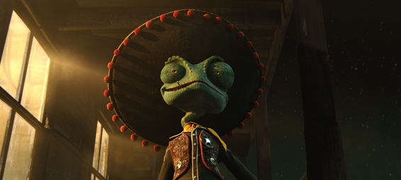 Rango's Wild West Fable For the Kids (Sort Of) Is a ...