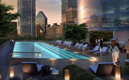 Restaurants At The New Omni Dallas Convention Hotel