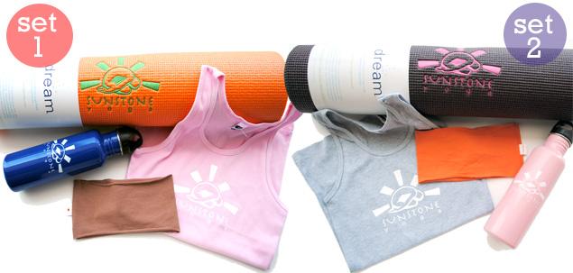 Sunstone Yoga giveaway