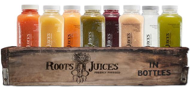 Roots Juices Detox & Cleanse kit