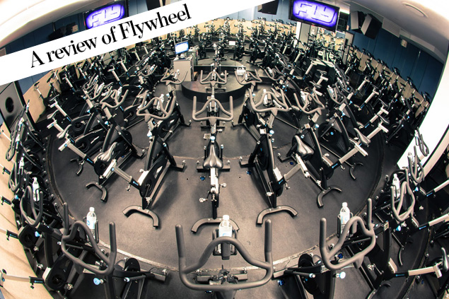 flywheel spin dallas review