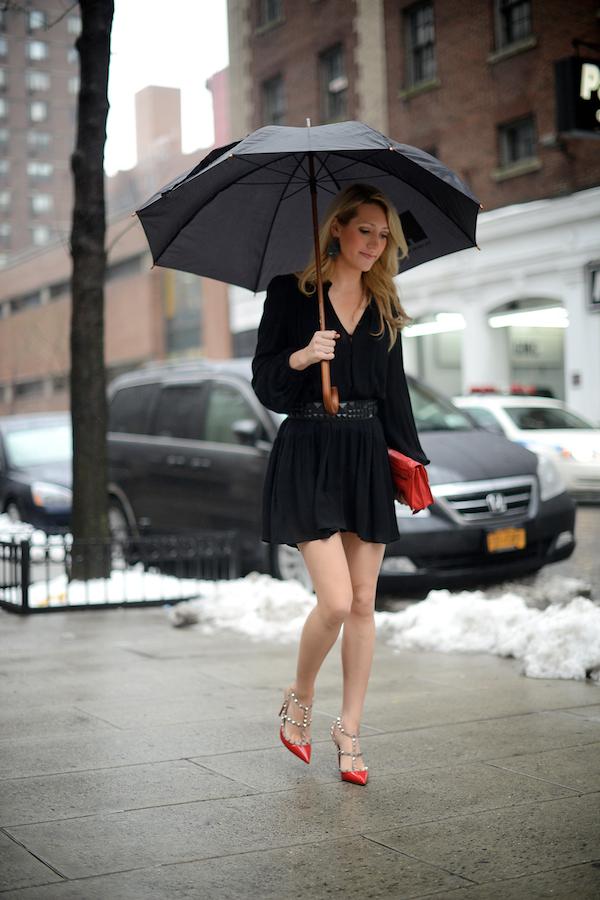 NYFW New York Fashion Week 2013 Street Style Dallas 550