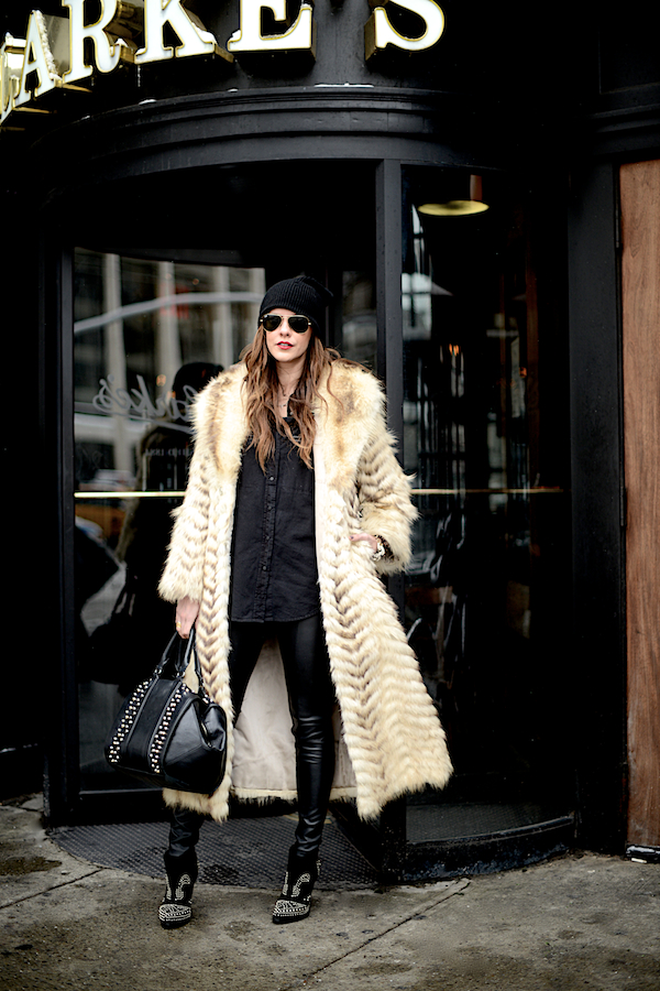 NYFW New York Fashion Week Street Style 2013 Dallas 537