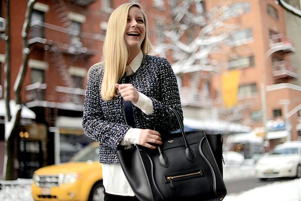 NYFW New York Fashion Week Street Style 2013 Dallas 542