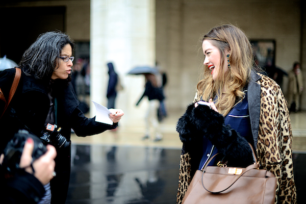 NYFW New York Fashion Week Street Style 2013 Dallas 543
