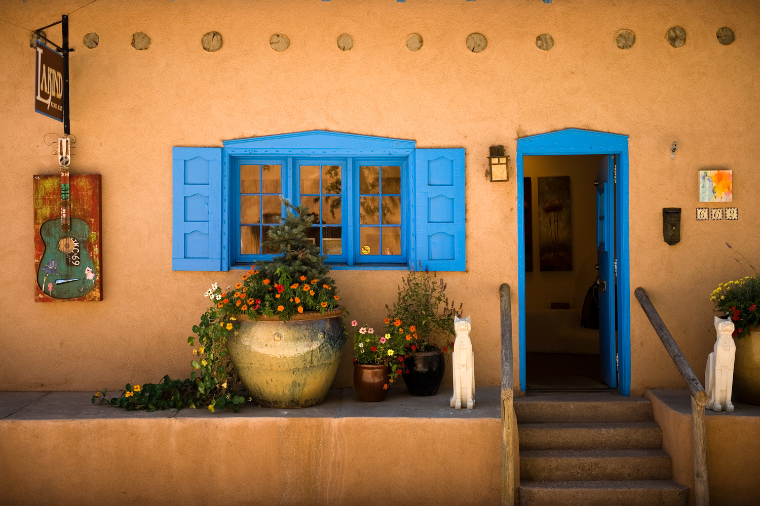 Christmas In Santa Fe New Mexico D Magazine