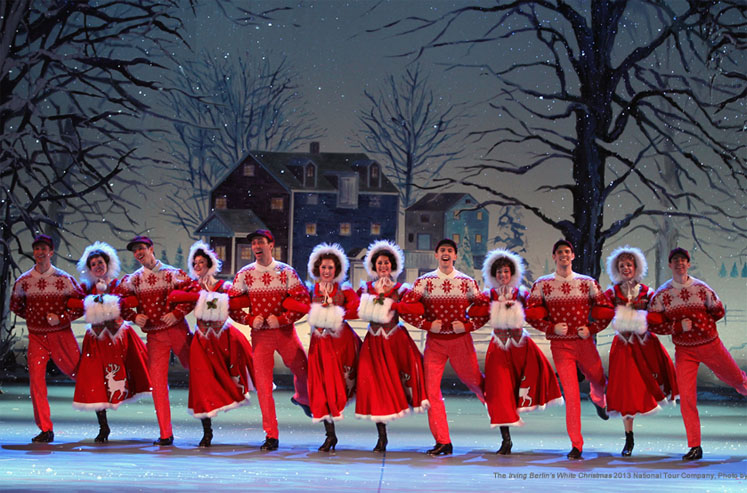 White Christmas Musical.Why The Stage Musical White Christmas Won T Win The Film New