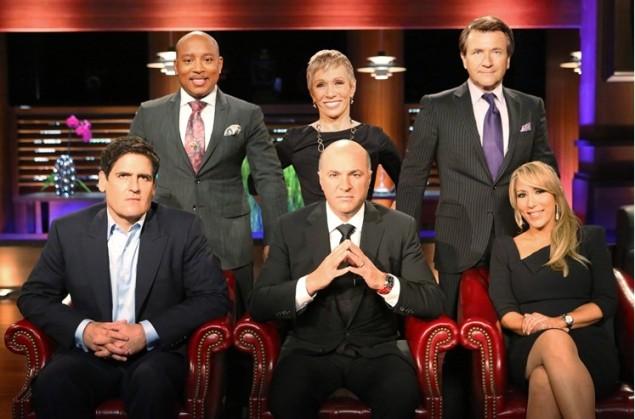 Shark Tank's Season 5 Cast.