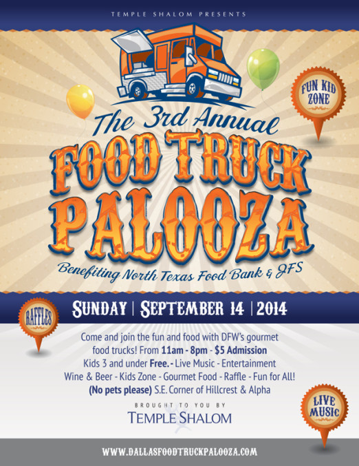 September 8-14 Food Truck Schedule for Dallas - D Magazine