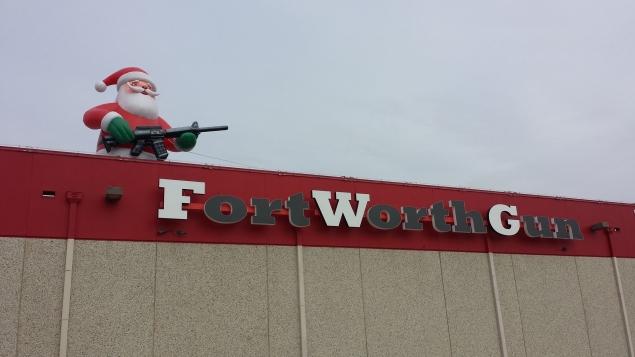 Source: Fort Worth Gun's Facebook page
