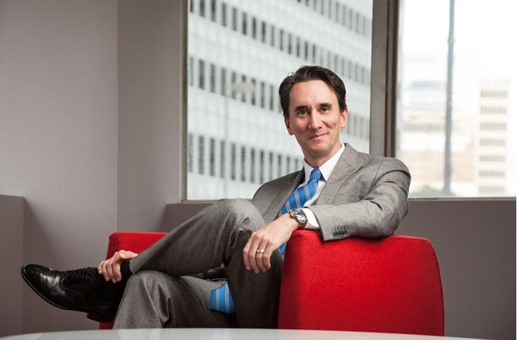 Hubert Zajicek, Executive Director of Health Wildcatters. (Photo: Ben Garrett)