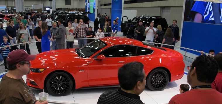 Dallas Auto Show >> 5 Reasons Dallas Car Enthusiasts Are Revving Their Engines