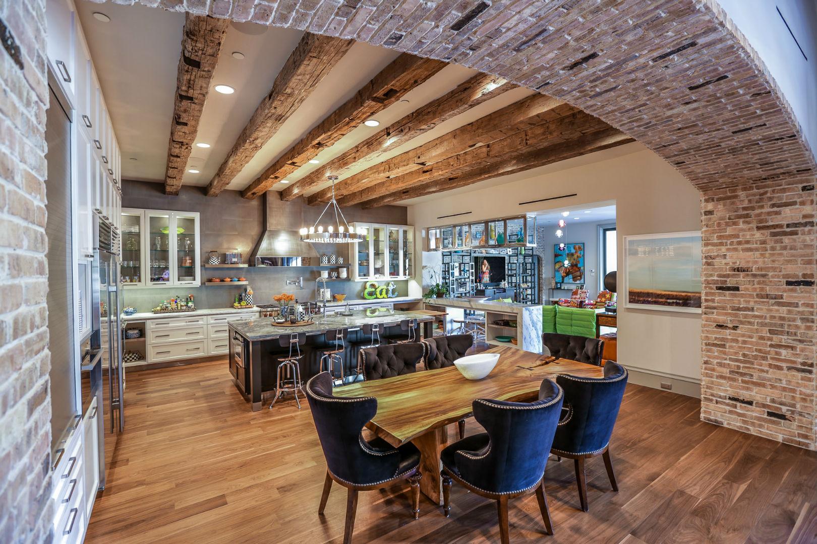 Trending In Home Design Raw Materials D Magazine