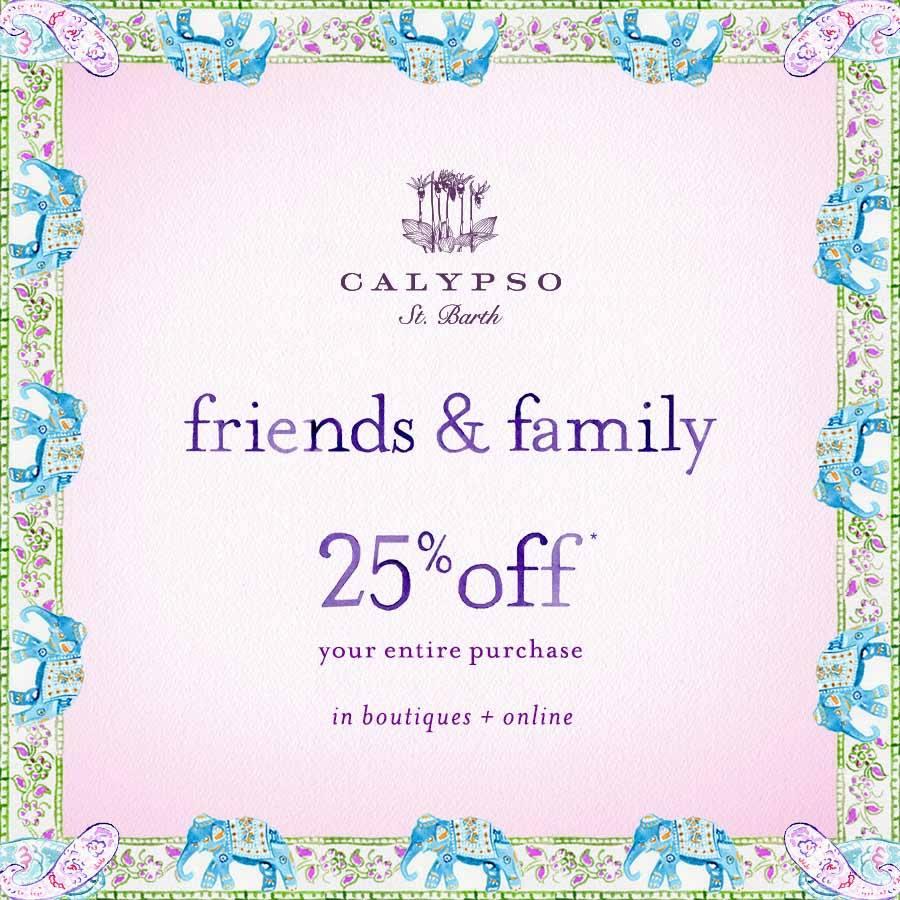 Calypso Sale