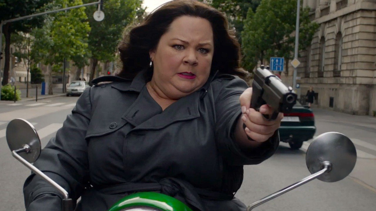Image result for melissa mccarthy spy