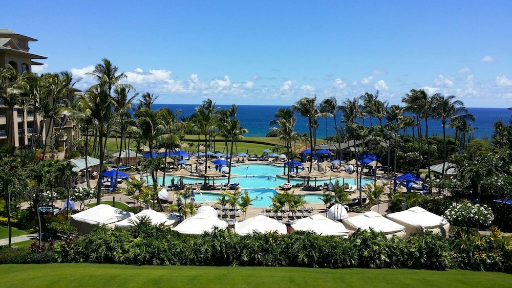 Ritz-Carlton Kapalua, Maui, Hawaii; photo by Hayley Hamilton Cogill