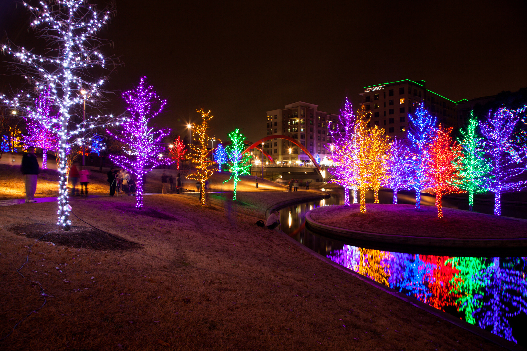 Where to See the Best Christmas Lights in North Texas - D ...