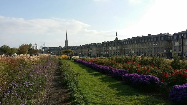 Bordeaux, France; photo by Hayley Hamilton Cogill