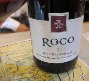 Roco on map