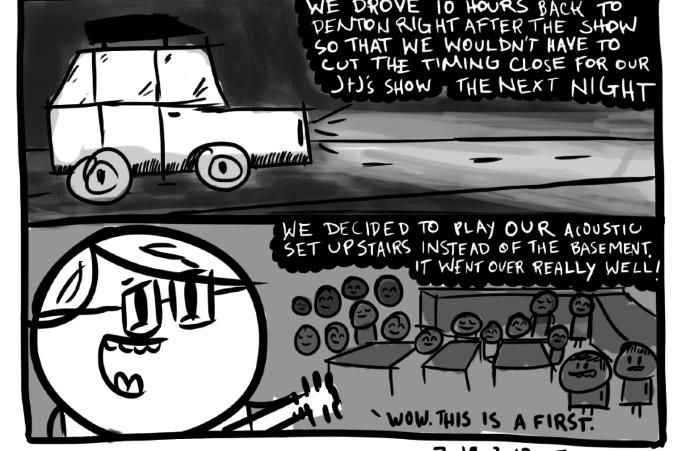 Comic courtesy of Eric Michener.